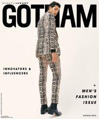 Modern Luxury Gotham October 2018 - Paul Frederick