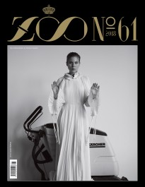 Roman Goebel shoots for Zoo styling by Niki Pauls - Shotview Artists Management