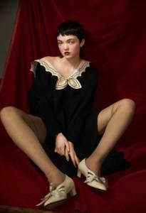 Oyster Magazine no.116 - Olivia Malone