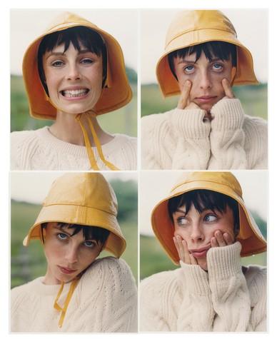 Edie Campbell photographed by Dan Martensen for M le Magazine du Monde-3