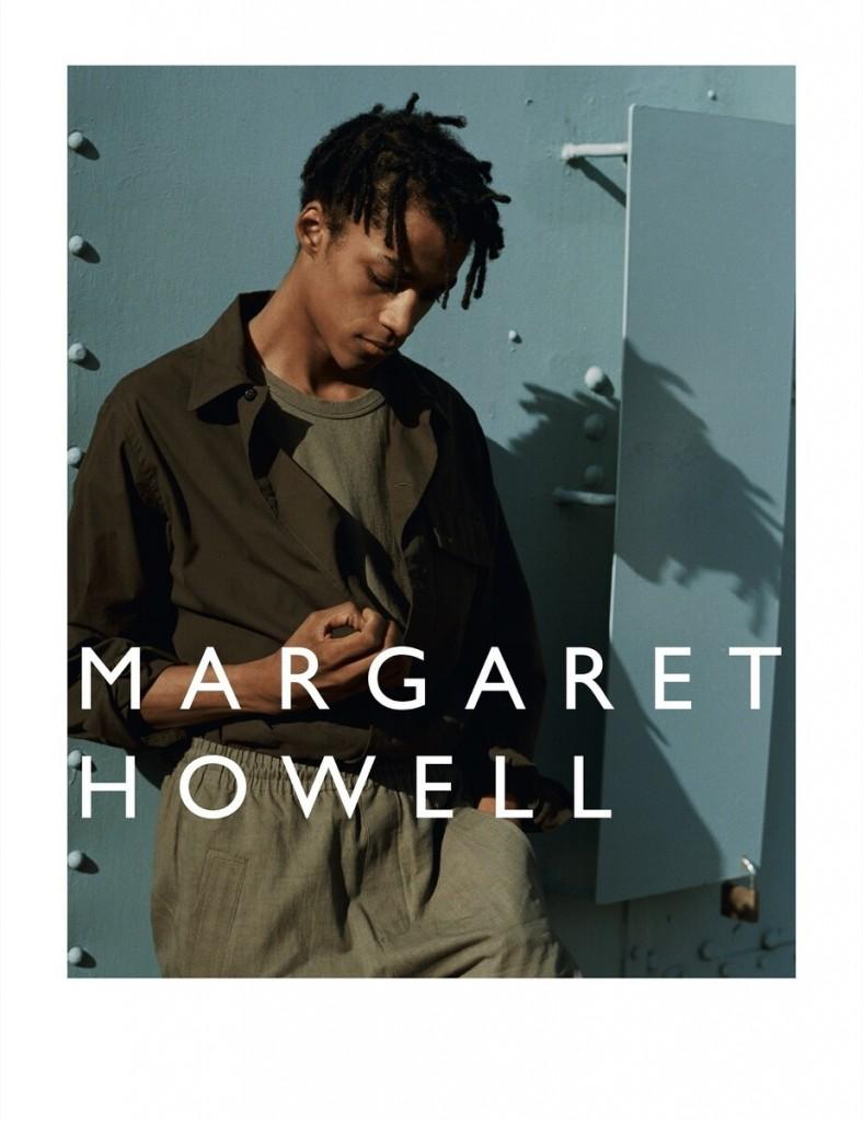 Jack Davison shoots Margaret Howell Campaign-3
