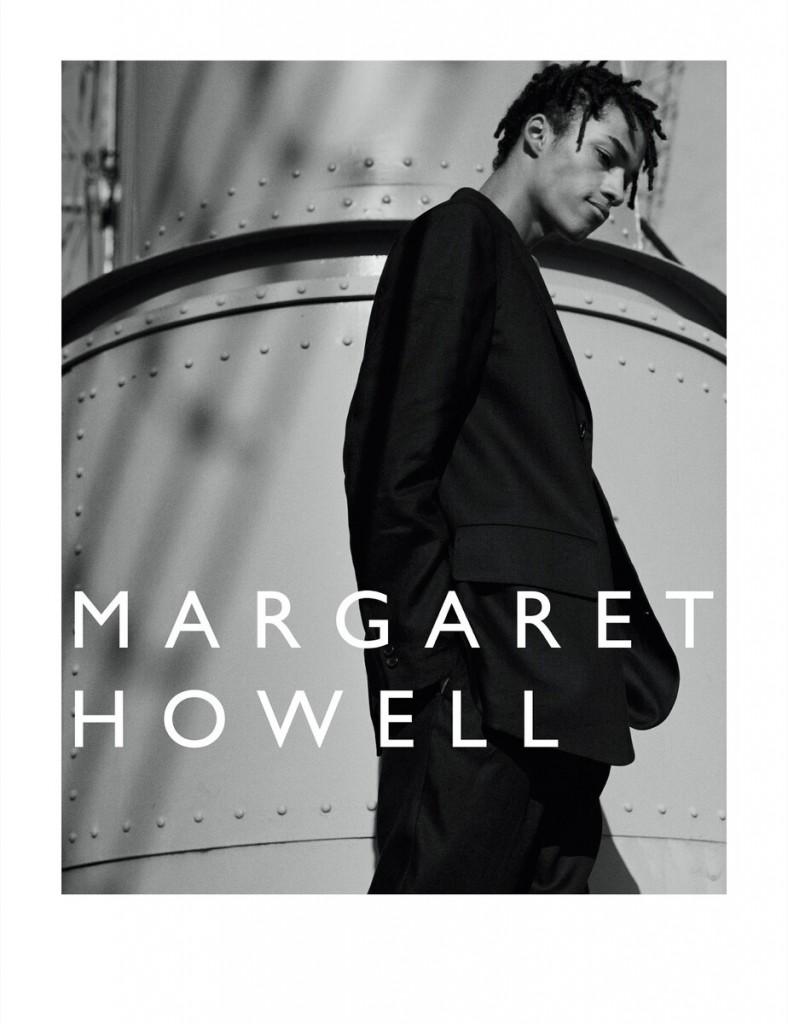Jack Davison shoots Margaret Howell Campaign-4