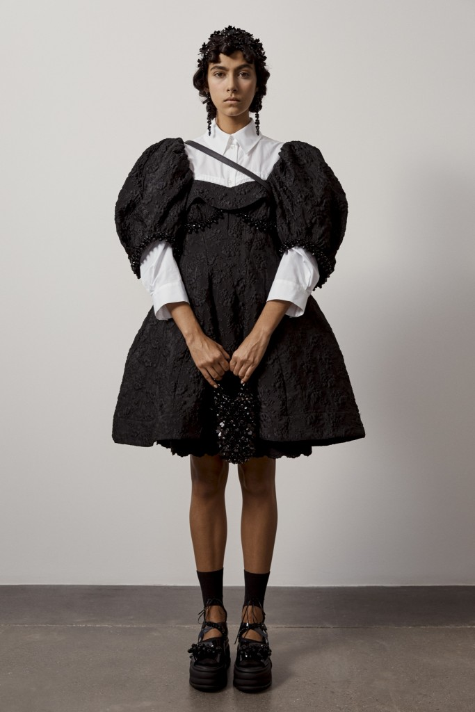 Simone Rocha SS21 Lookbook photographed by Andrew Nuding-3