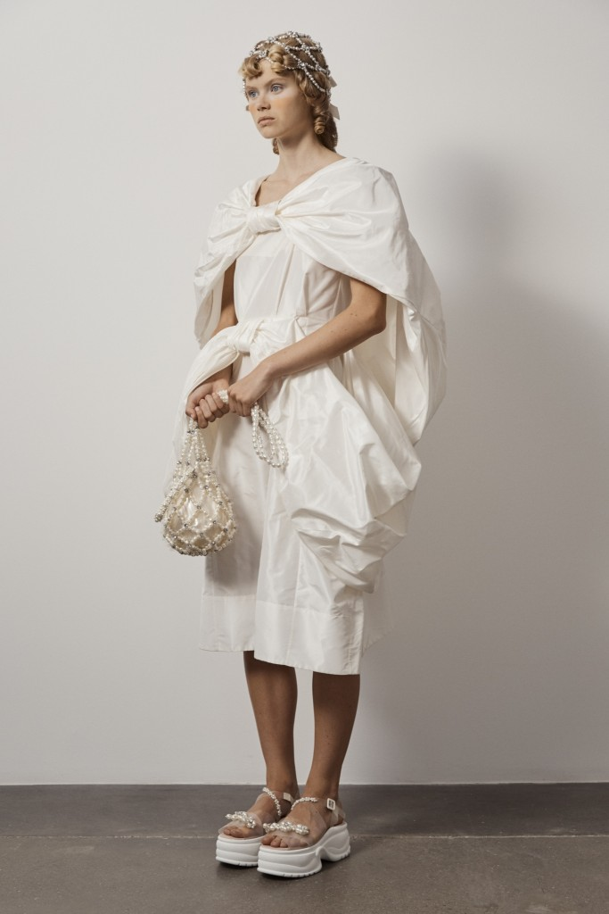 Simone Rocha SS21 Lookbook photographed by Andrew Nuding-6