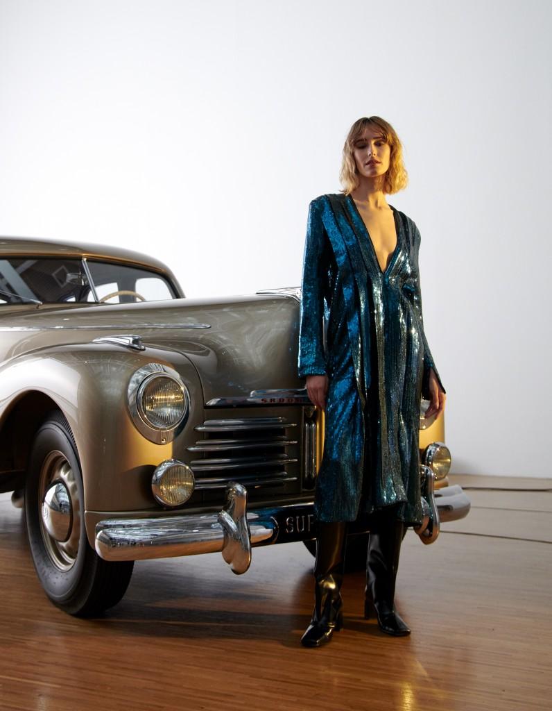 Photographer Andreas Ortner for Vogue Czech with model Sophia Korcuskova-4