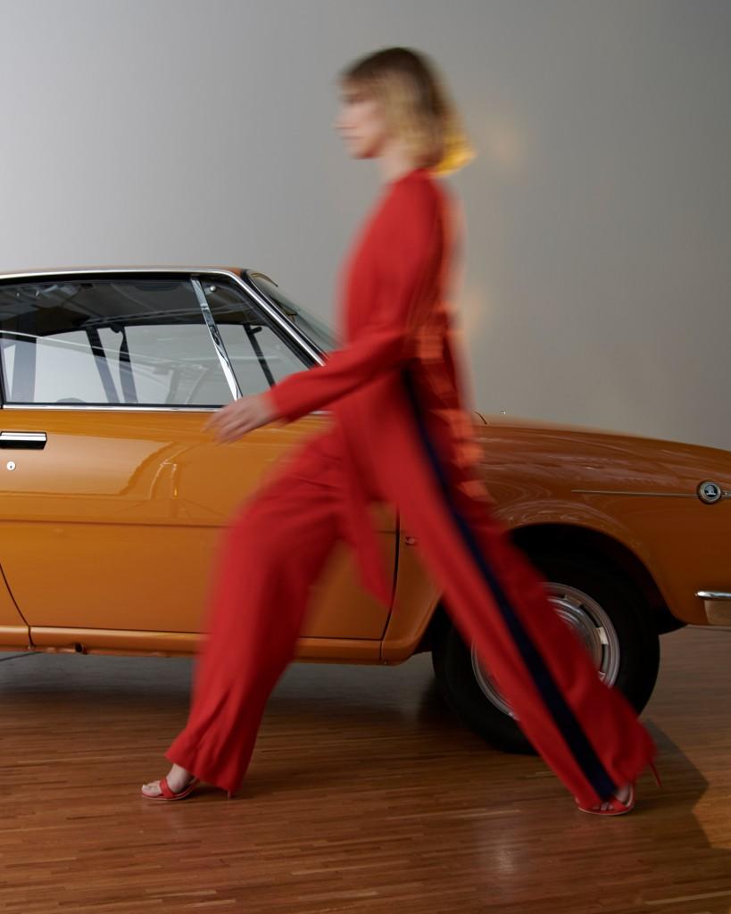 Photographer Andreas Ortner for Vogue Czech with model Sophia Korcuskova-7