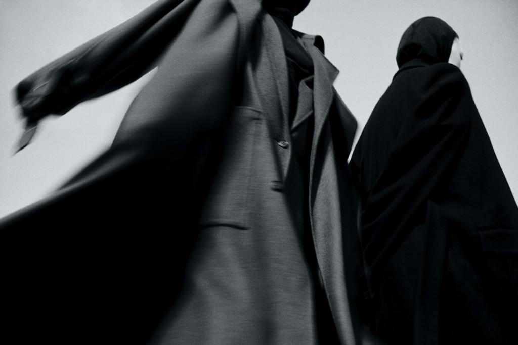 Jack Davison shoots The Row Fall 2020 campaign-6