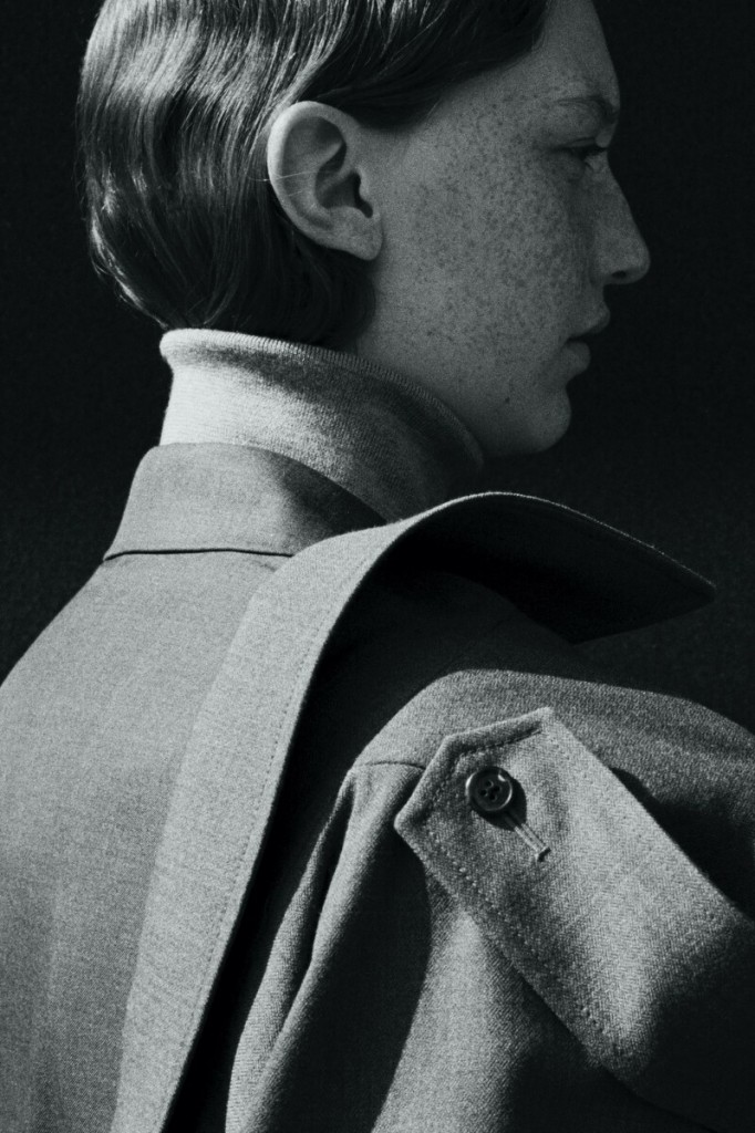 Jack Davison shoots The Row Fall 2020 campaign-7