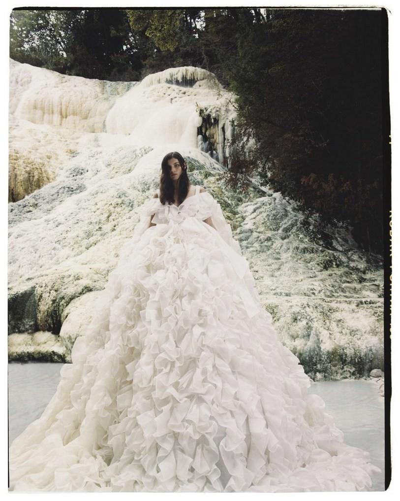 Chasing Waterfalls by Dario Catelani for WSJ Magazine1