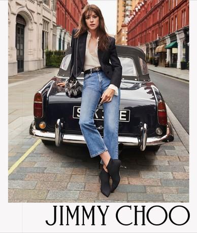 Dan Martensenshoots Daisy Edgar-Jones forJimmy ChooAW20 Campaign-2