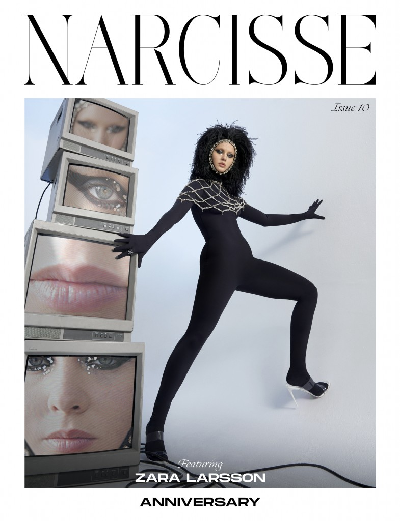 NARCISSE_ISSUE10_ZARA LARSSON_FRONT COVER copy