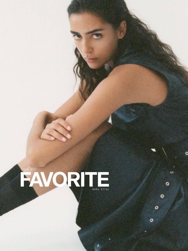 Thomas Cookseyshot Nora Attal for Favorite Magazine-1