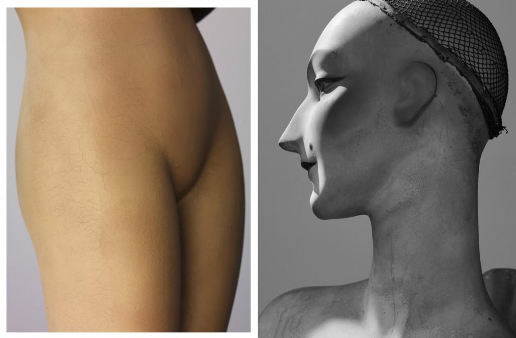 Almost human... Bloodless Mannequins shot by Wendelien Daan for MIRROR MIRROR Magazine-1