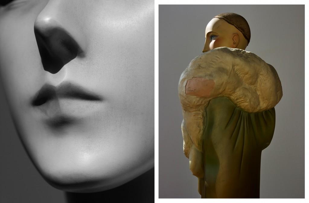 Almost human... Bloodless Mannequins shot by Wendelien Daan for MIRROR MIRROR Magazine-7