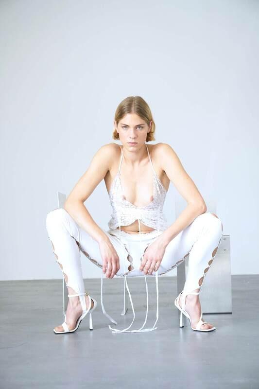 Rita Lino shoots for Collectible DRY Magazine-7
