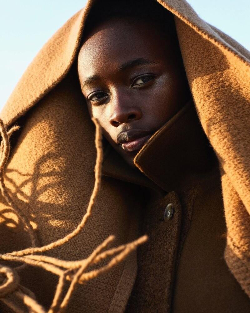 Model Michele Opiyo photographed by Dan Smith for Glass Magazine-2