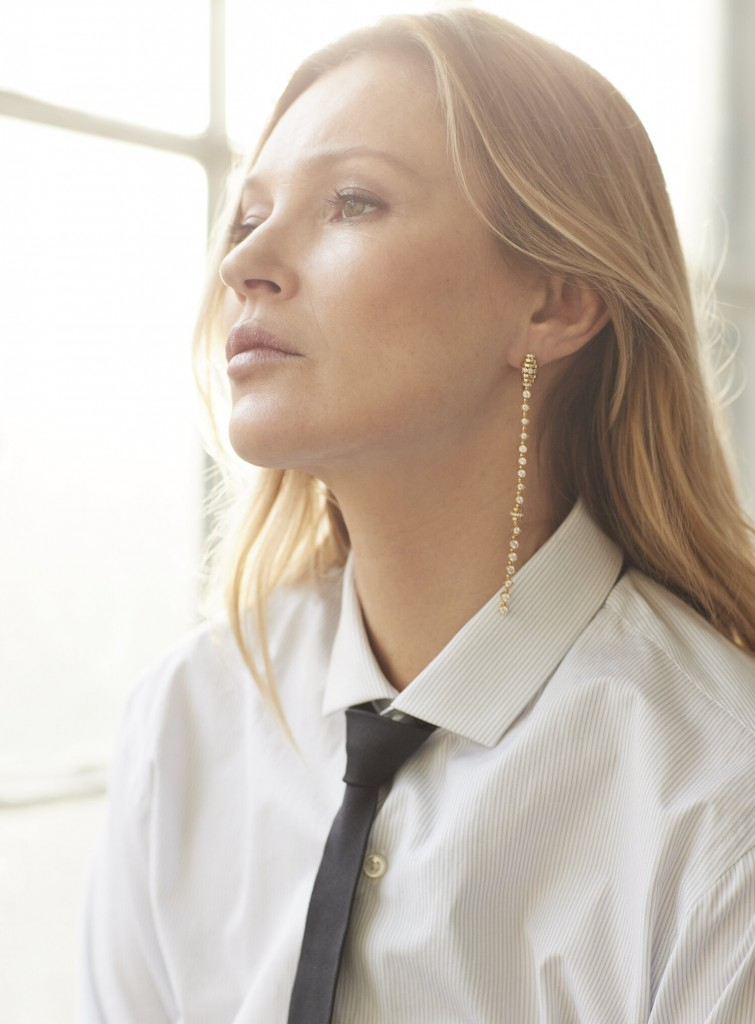 Photographer Fred Meylan shoots Kate Moss for Madame Figaro France-1