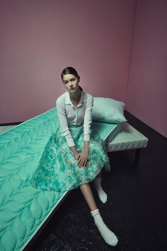 Sofia Sanchez and Mauro Mongiello shoots for Numero Paris-3