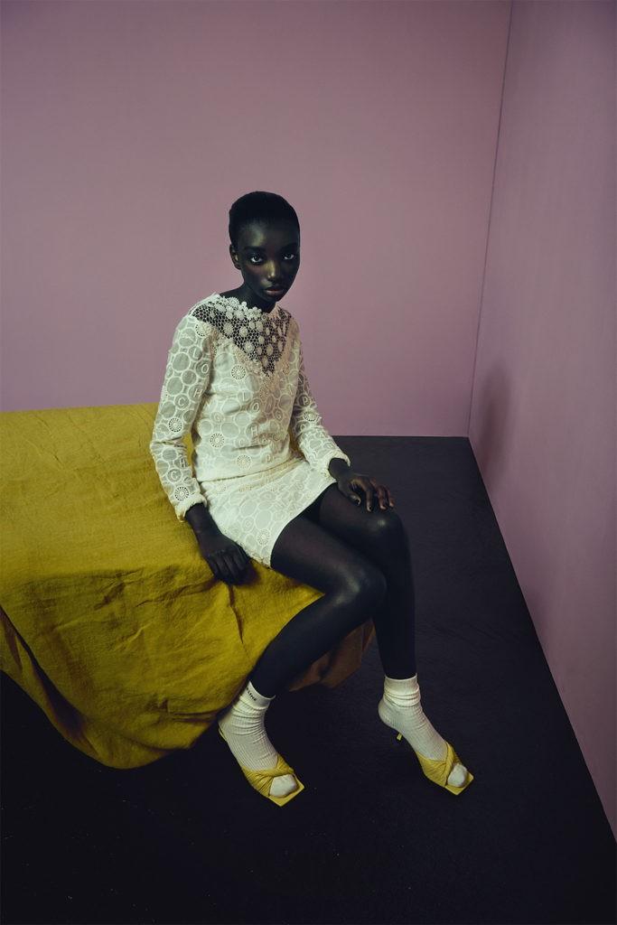 Sofia Sanchez and Mauro Mongiello shoots for Numero Paris-4