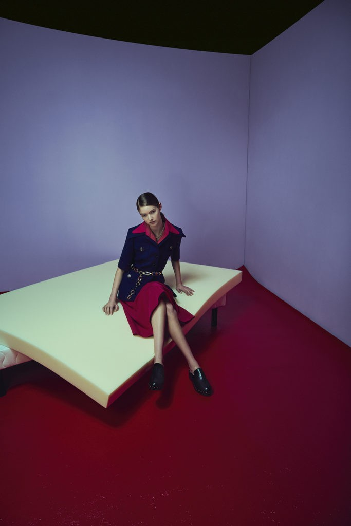 Sofia Sanchez and Mauro Mongiello shoots for Numero Paris-6
