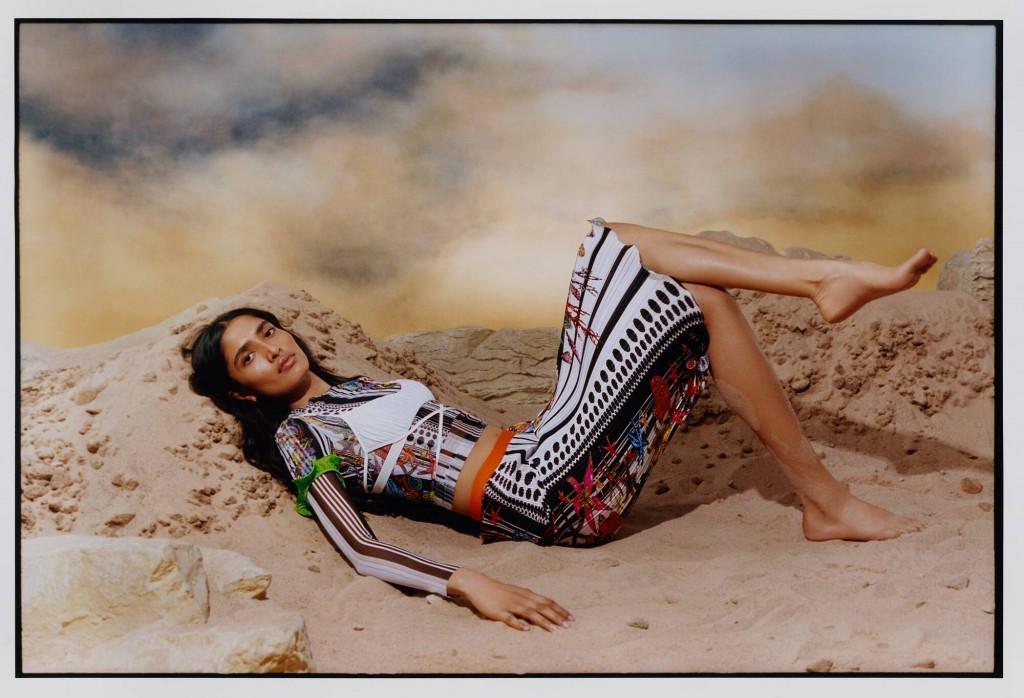Thomas Cooksey photographed Aishwarya Gupta for Sunday Telegraph UK-2