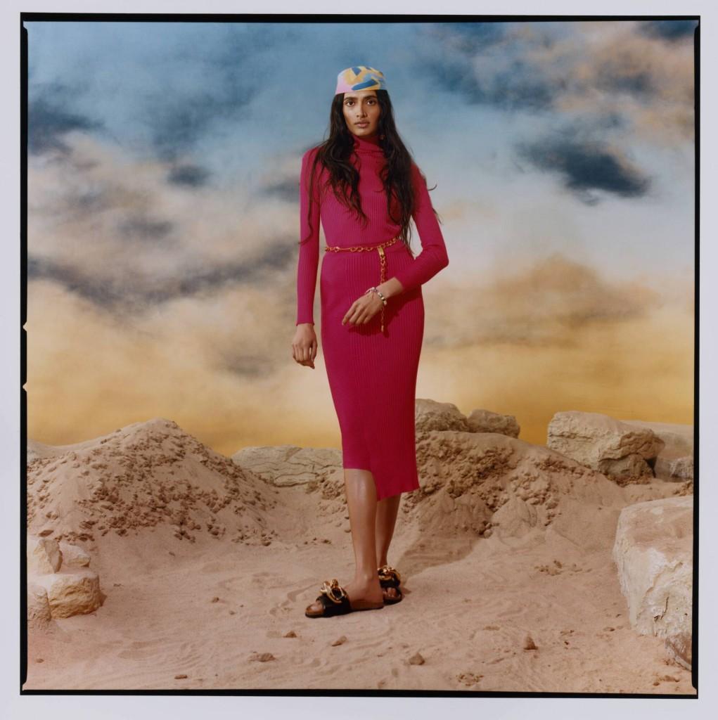 Thomas Cooksey photographed Aishwarya Gupta for Sunday Telegraph UK-5