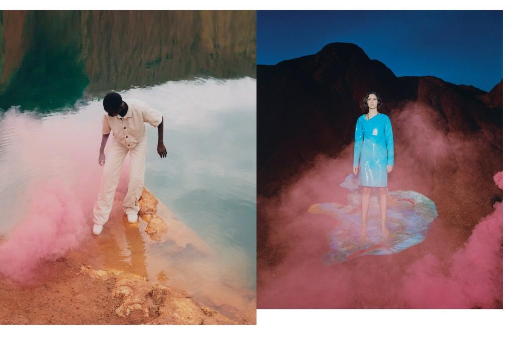 Photographer Dario Catellani for Purple Magazine, Bottega Veneta Special-2