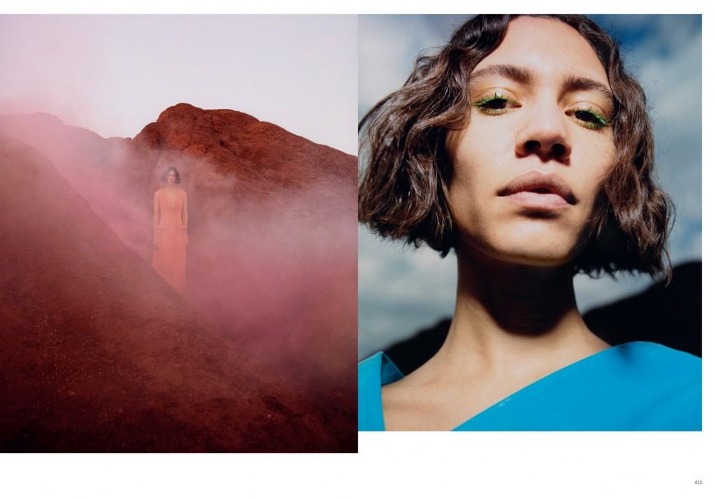 Photographer Dario Catellani for Purple Magazine, Bottega Veneta Special-5