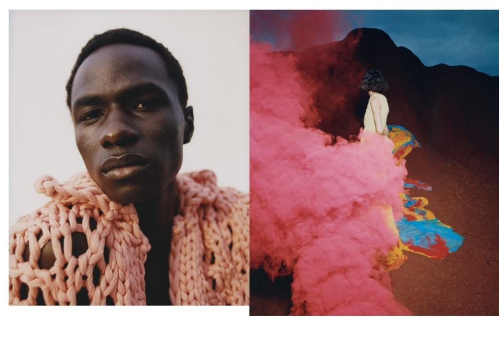 Photographer Dario Catellani for Purple Magazine, Bottega Veneta Special-6