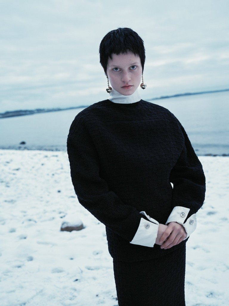 Photographer Johan Sandberg  for Purple Magazine The Island Issue-1
