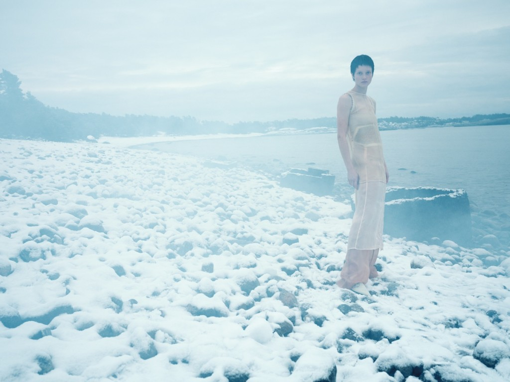 Photographer Johan Sandberg  for Purple Magazine The Island Issue-4