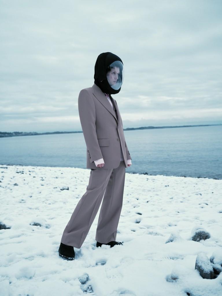 Photographer Johan Sandberg  for Purple Magazine The Island Issue-7