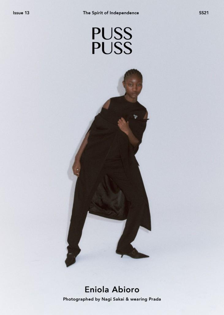 PUSS PUSS cover story with Eniola Abioro shot by Nagi Sakai-1