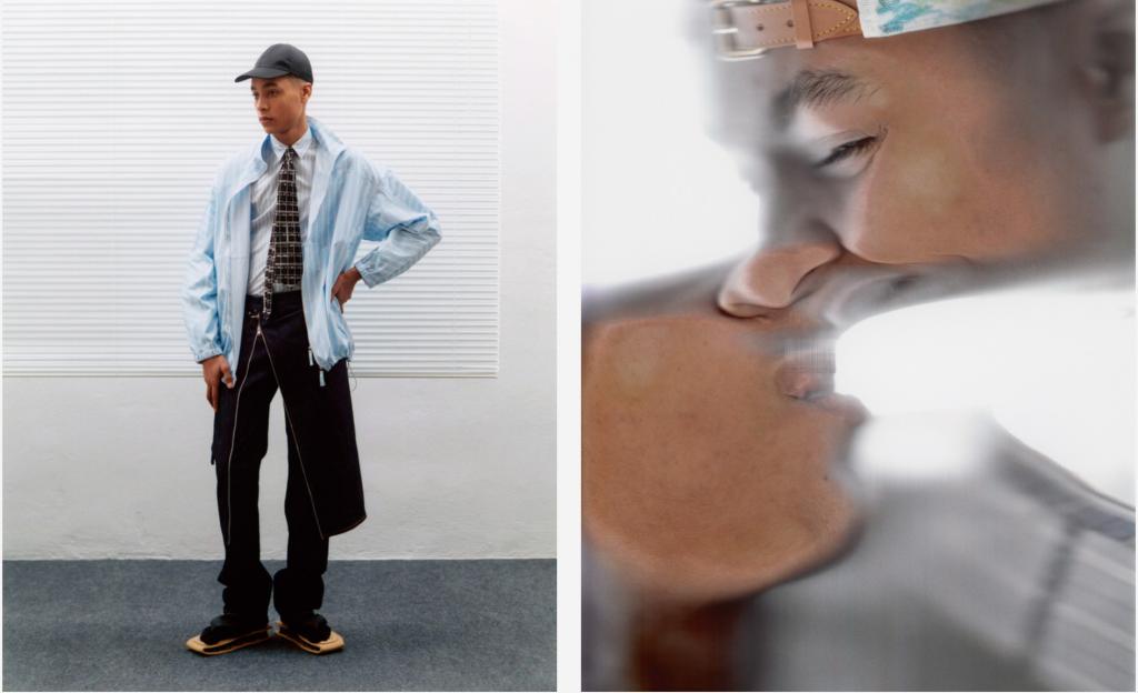 Teen Spirit Down To Business« Daniel Roché shoots for Numéro Berlin-3