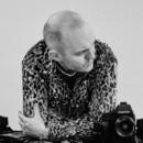 Nick Thompson Studio Portrait