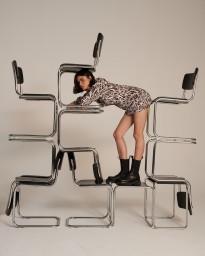 Mariana Santana for Stylebop - Andreas Ortner