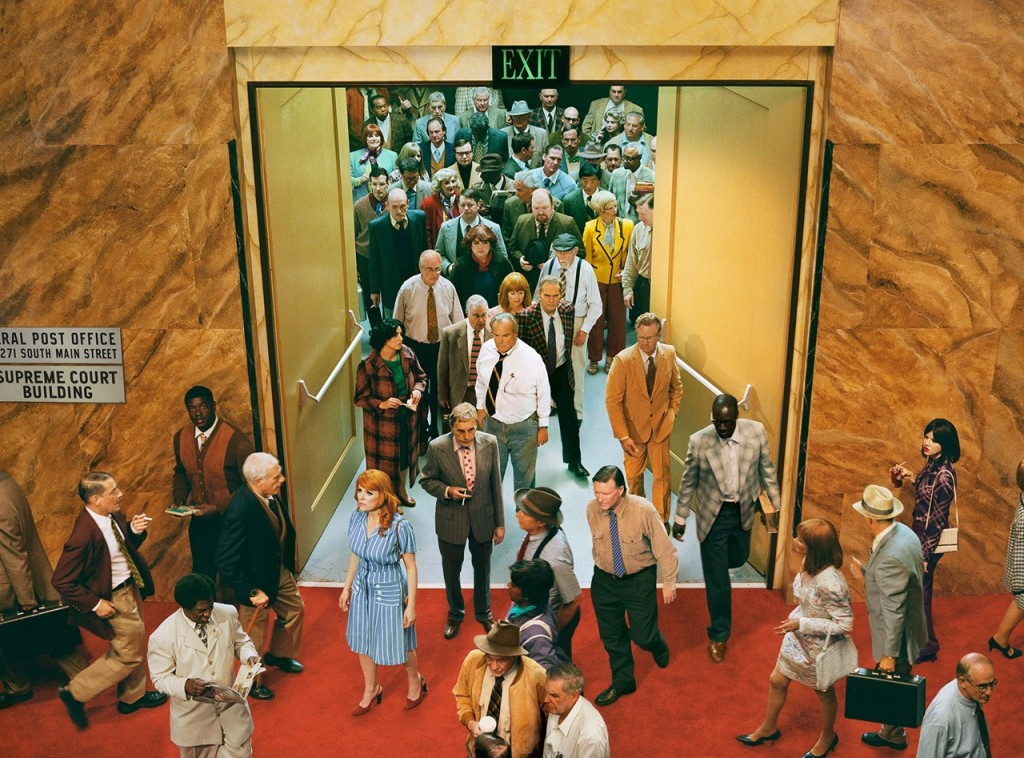 Alex-Prager-at-The-Photographers-Gallery London