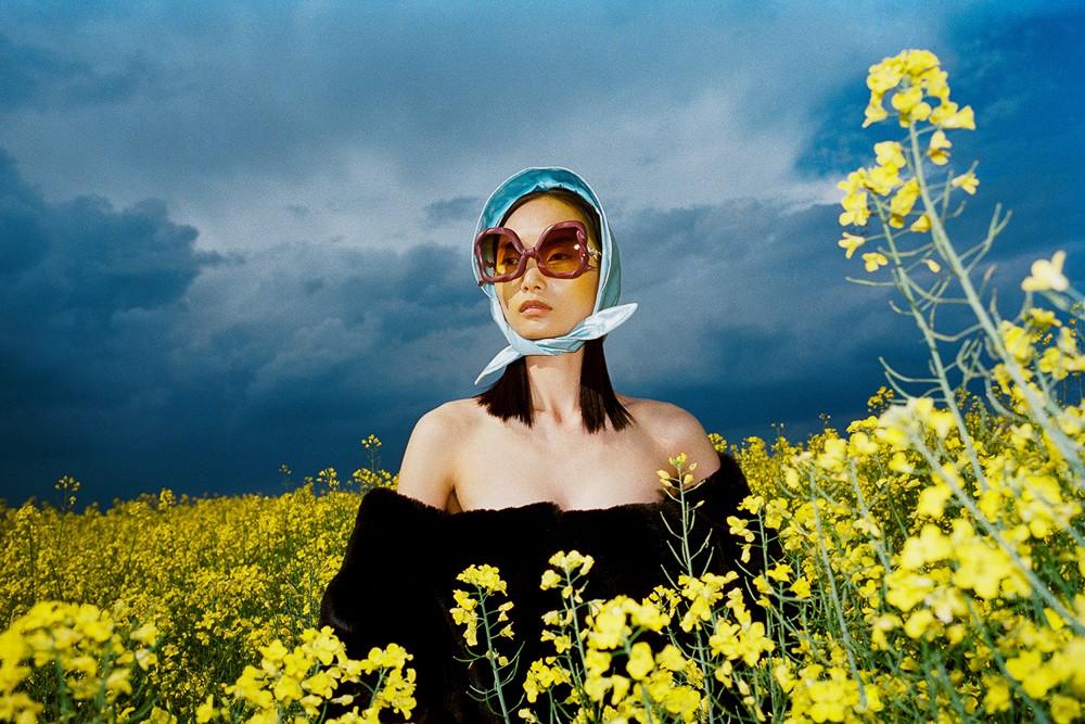 Photographer John-Paul Pietrus for Vogue Singapore with Ling Chen-5
