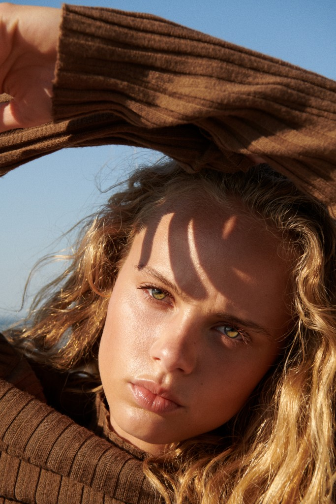 Editorial By the baltic sea photographed by Hasse Nielsen for Vogue Scandinavia-7