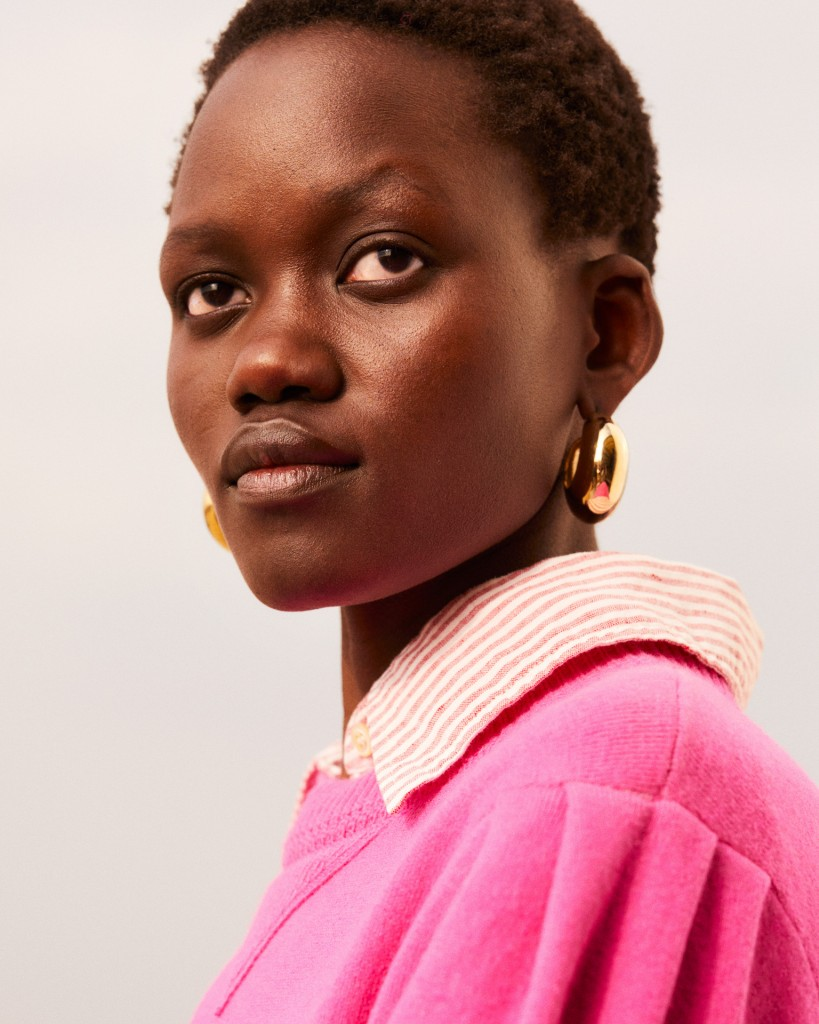Isabel Marant Etoile campaign shot by Leon Mark-4