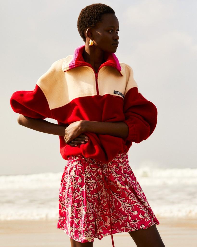 Isabel Marant Etoile campaign shot by Leon Mark-6