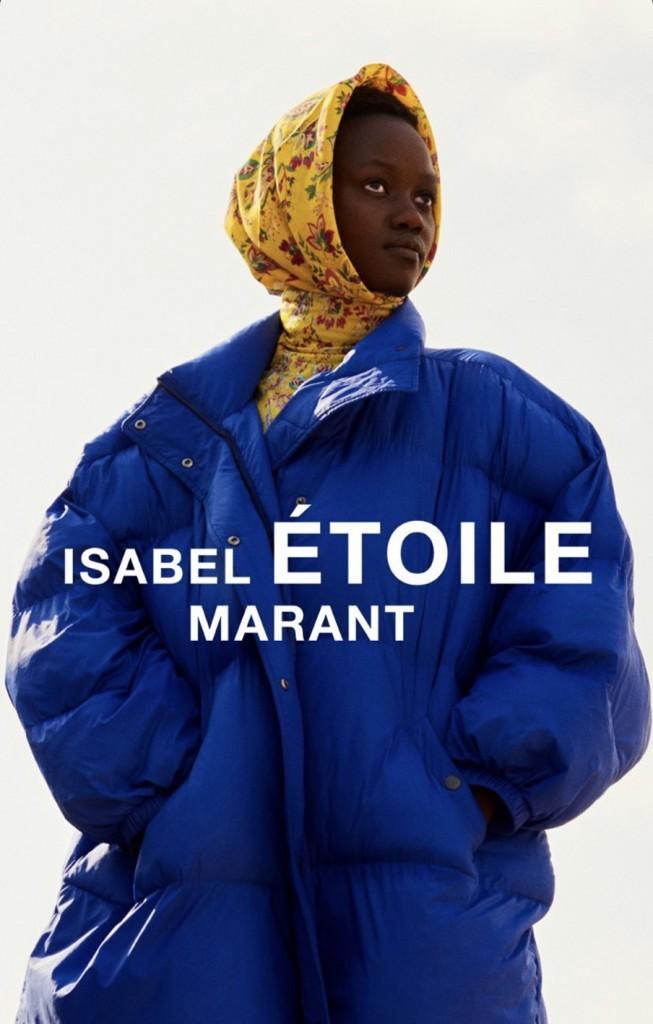 Isabel Marant Etoile campaign shot by Leon Mark-7