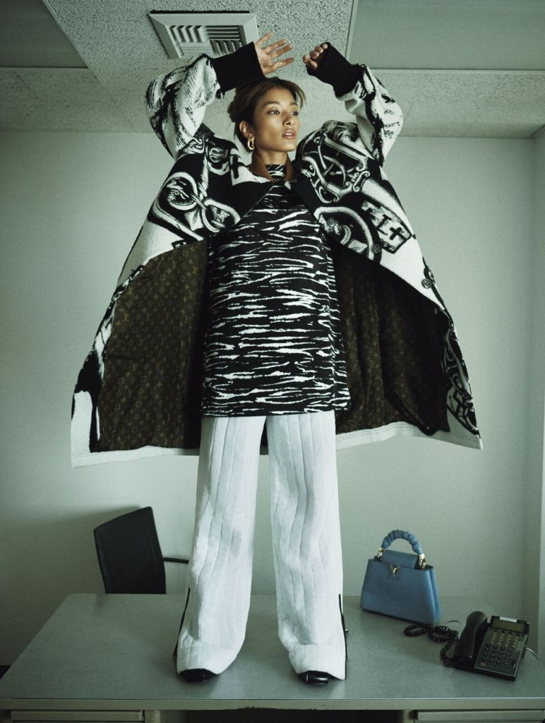 Editorial photographed by Jan Welters for Elle Japan-2