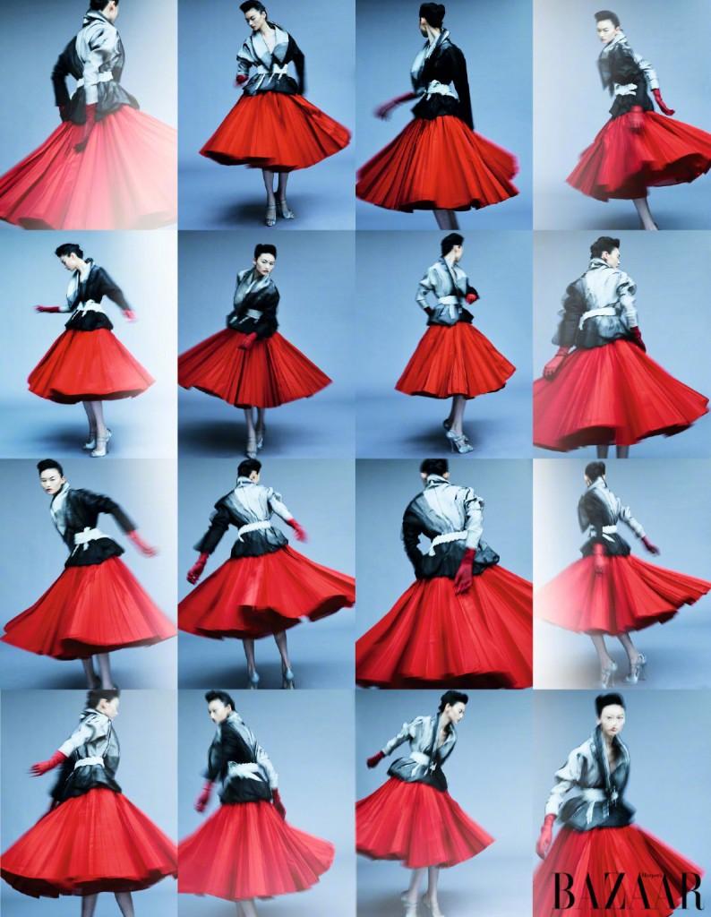 Photographer Txema Yeste for Harpers Bazaar China September Issue-5