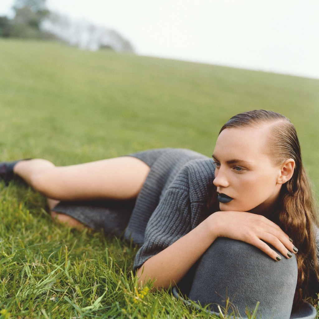 Editorial Power and Purpose for British Vogue photographed by Scott Trindle-2