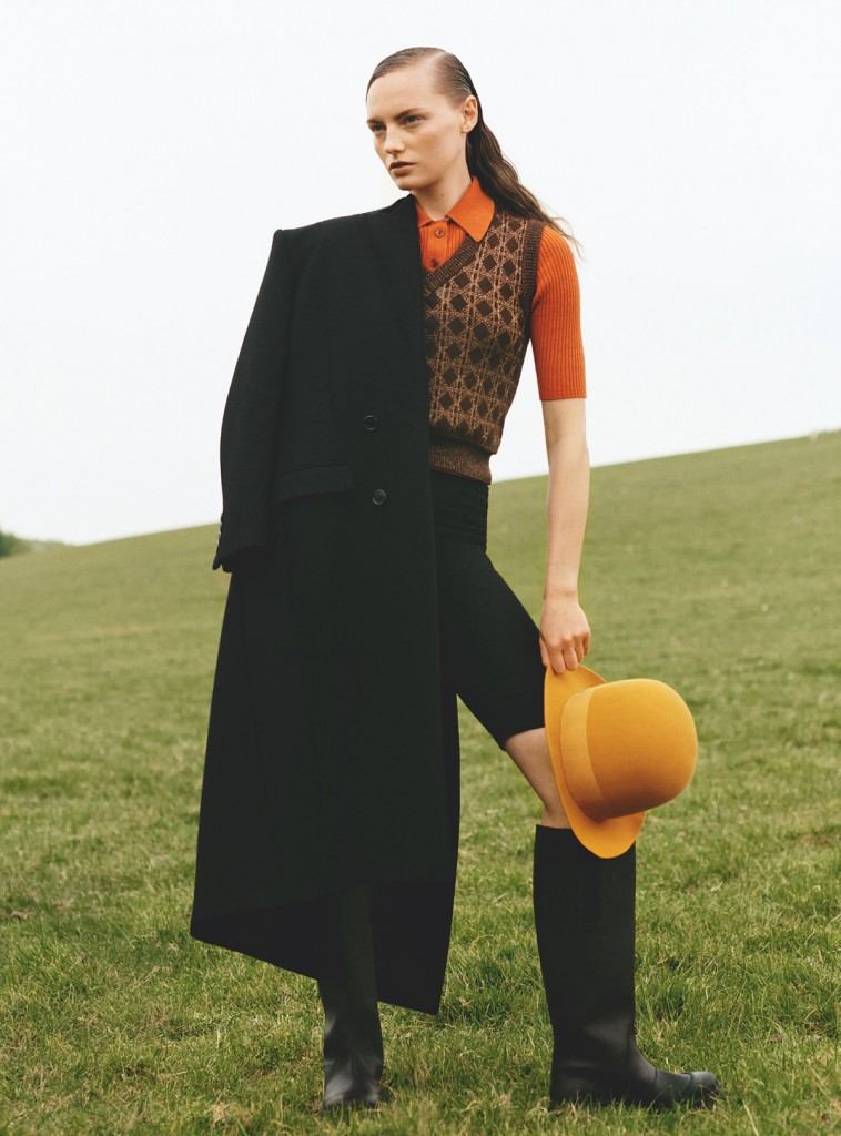 Editorial Power and Purpose for British Vogue photographed by Scott Trindle-4
