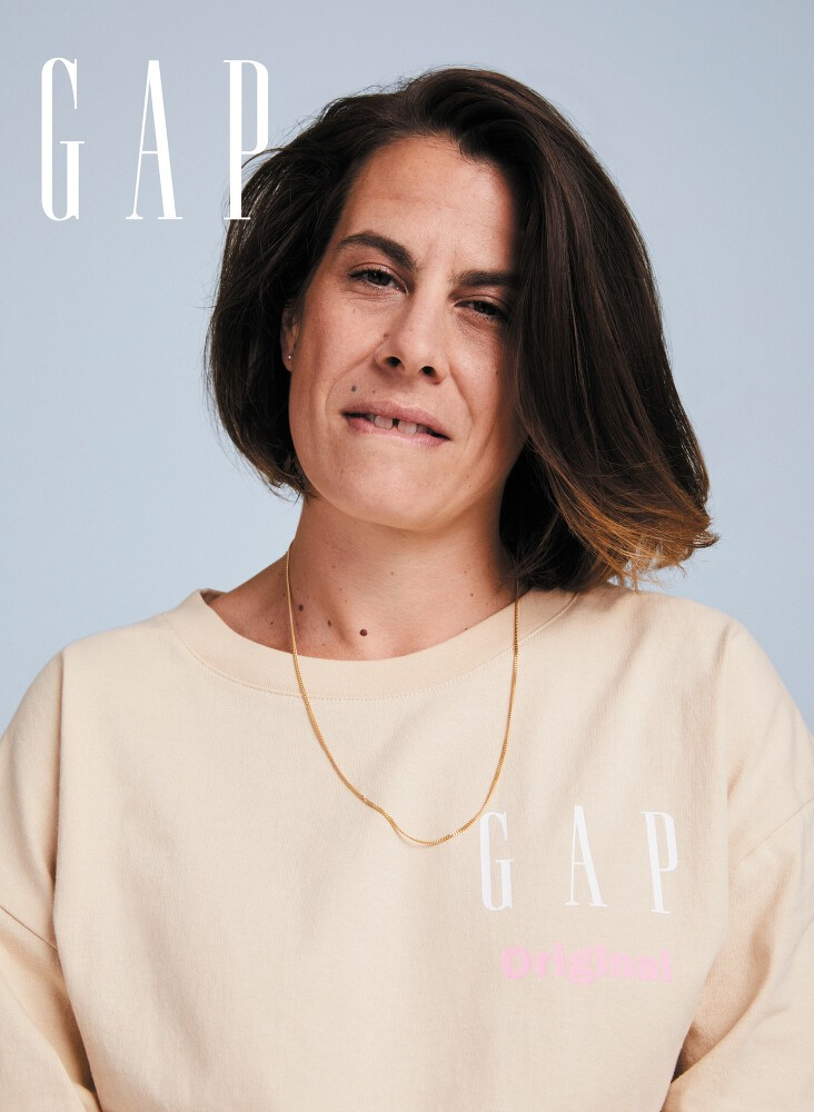 Roman Goebel shot the Pride Campaign for GAP-6