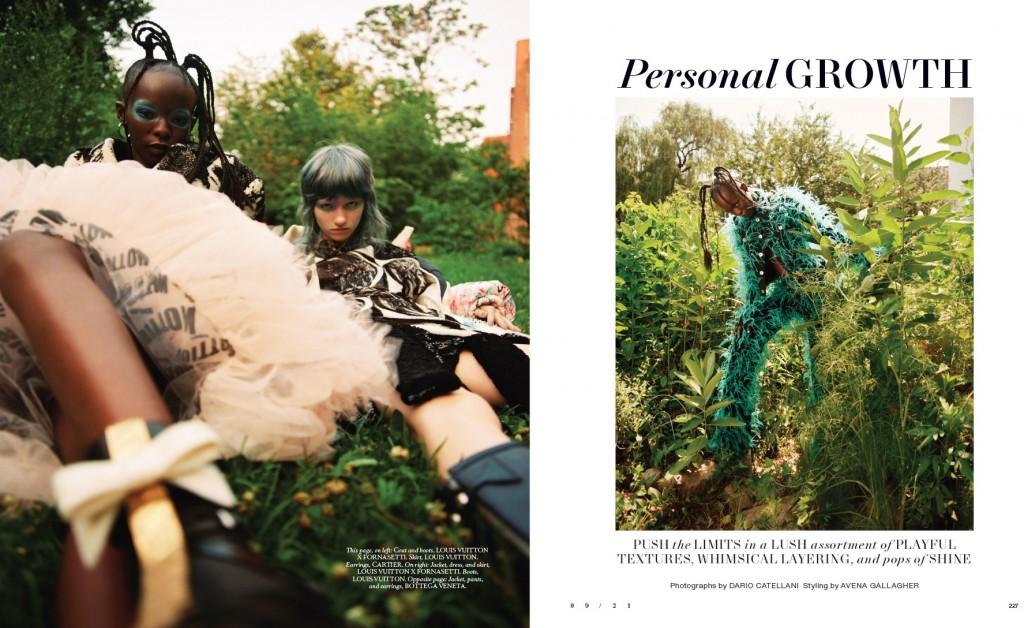 Editorial Personal Growth shot by Dario Catellani for Harpers Bazaar-1