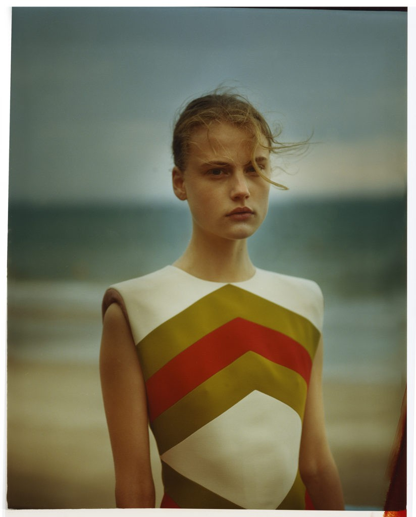 Elina Kechicheva shoots for Numéro France September issue-7