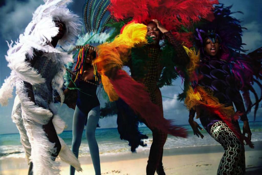 Photographer Carlijn Jacobs editorial »Island Life« for Dazed Magazine Autumn 2021-1